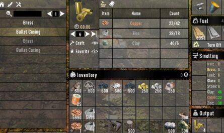 7 days to die mining mod with copper zinc and excavators, 7 days to die mining