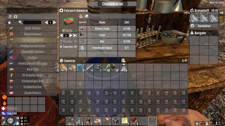 7 days to die CraftableCandy's additional screenshot