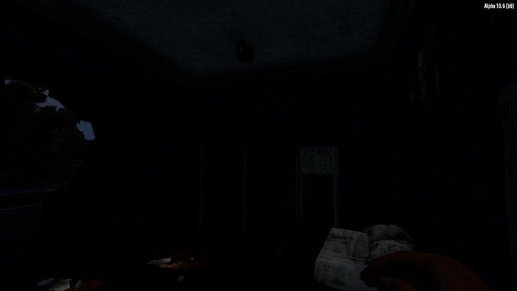 No POI Lights