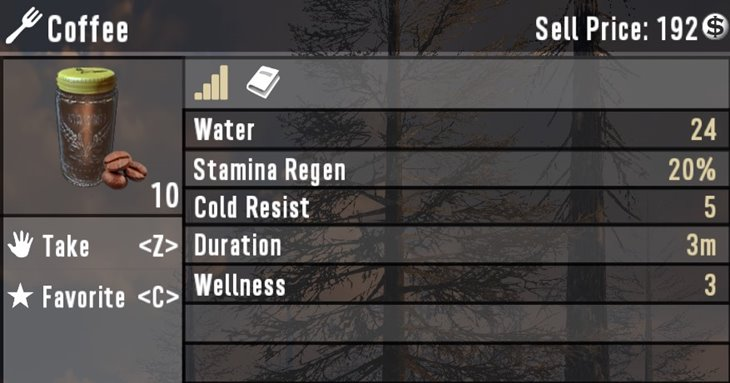 7 days to die yakov's wellness system, 7 days to die drinks, 7 days to die food