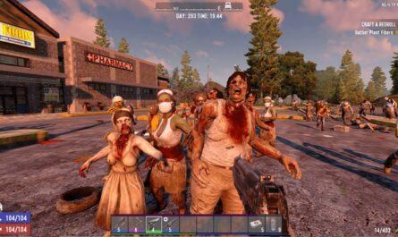 7 days to die 3x zombie spawn, 7 days to die zombies