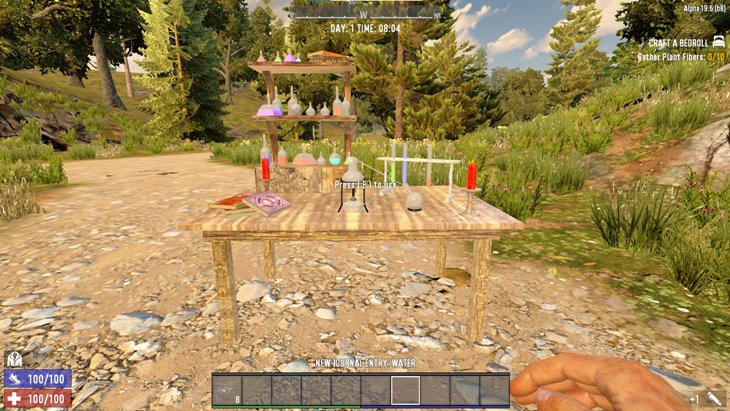 7 days to die advanced chemistry station additional screenshot 1