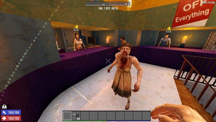 7 days to die pink fluffy unicorn trader additional screenshot 3