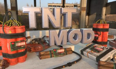 7 days to die tnt mod - placeable explosives, 7 days to die electricity, 7 days to die weapons, 7 days to die ammo