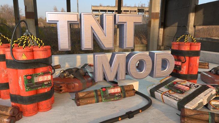 TNT Mod – Placeable Explosives