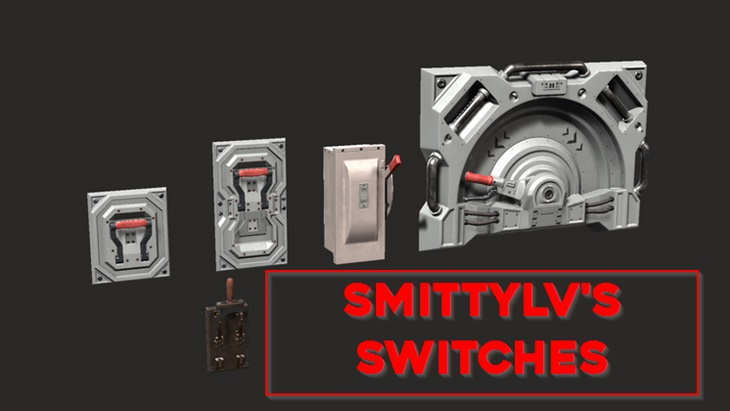 7 days to die heavy duty switches by smittylv, 7 days to die electricity