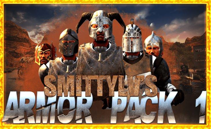 SmittyLV's Armor Pack 1