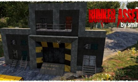 7 days to die smitty's bunker assets, 7 days to die building materials, 7 days to die windows, 7 days to die doors