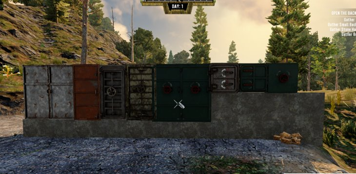 7 days to die smitty's bunker assets additional screenshot