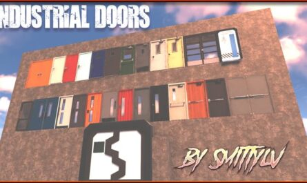 7 days to die smitty's industrial doors, 7 days to die building materials, 7 days to die doors