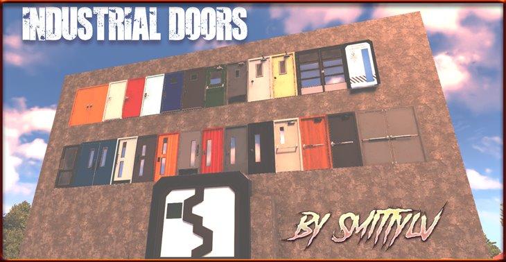 Smitty's Industrial Doors
